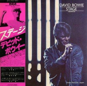 デビッド・ボウイ - ステージ - RCA-9149-50