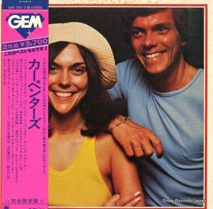 カーペンターズ - gem of carpenters - GEM1051/2