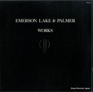 エマーソン・レイク&パーマー - works volume 1 - SD2-7000