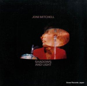 ジョニ・ミッチェル - シャドウズ・アンド・ライト - P-5587-8Y