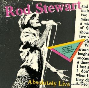 ロッド・スチュワート - absolutely live - 923743-1G
