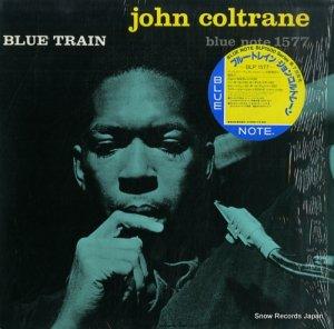 ジョン・コルトレーン - ブルー・トレイン - BLP1577