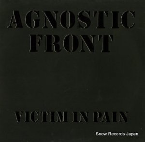 AGONOSTIC FRONT - victim in pain - 88561-8046-1