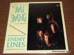 バイ・バング - enemy lines - BOLP5001