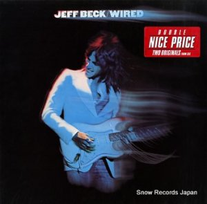 ジェフ・ベック - wired - flash / two originals - EPC4610091