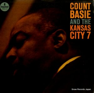 カウント・ベイシー - count basie and the kansas city 7 - A-15 / AS-15