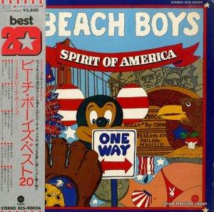 ビーチ・ボーイズ - ベスト20 - ECS-90026