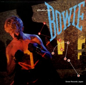 デビッド・ボウイ - let's dance - SO-17093
