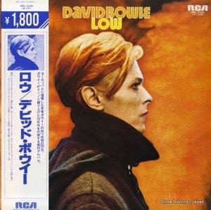 デビッド・ボウイ - ロウ - RPL-2105