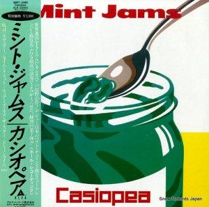 カシオペア - ミント・ジャムス - ALR-20002