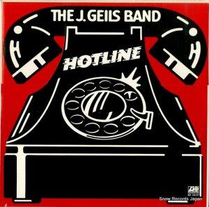J.ガイルズ・バンド - hotline - SD18147