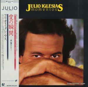 フリオ・イグレシアス - 愛の瞬間 - 28.3P-400