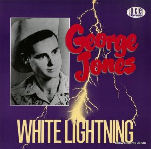 ジョージ・ジョーンズ - white lightning - CH117