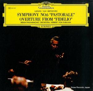 ヘルベルト・フォン・カラヤン - ベートーヴェン:交響曲第6番ヘ長調作品68「田園」 - MG-2017
