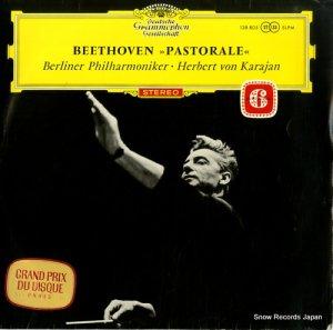 ヘルベルト・フォン・カラヤン - ベートーヴェン:交響曲第6番「田園」 - SLPM138805