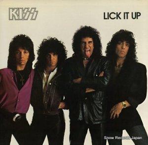 キッス - lick it up - 422-814297-1M-1