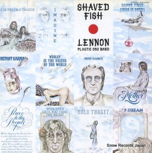 ジョン・レノン - ジョン・レノンの軌跡/シェイヴド・フィッシュ - EAS-81457