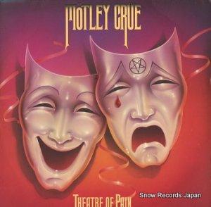 モトリー・クルー - theatre of pain - 960418-1-E