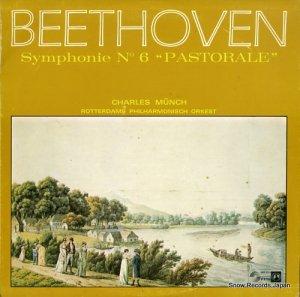 シャルル・ミュンシュ - ベートーヴェン:交響曲第6番「田園」 - SMS-2527