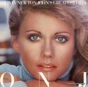 オリビア・ニュートン・ジョン - greatest hits - MCA-3028