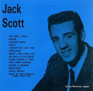 ジャック・スコット - jack scott - REF.0023