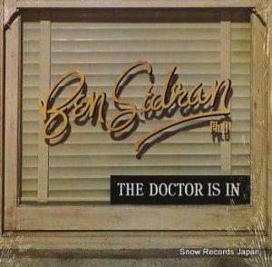 ベン・シドラン - the doctor is in - AL4131