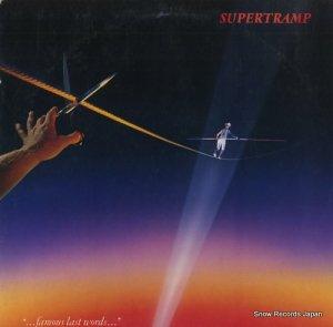 スーパートランプ - フェイマス・ラスト・ワーズ - AMP-28063