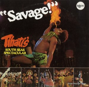 V/A - tihati's south seas spectacular - 1001