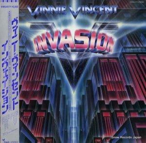 ヴィニー・ヴィンセント・インヴェイジョン - vinnie vincent invasion - WWS-81771