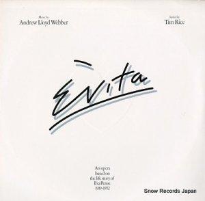 アンドリュー・ロイド・ウェッバー - evita - MCA2-11003