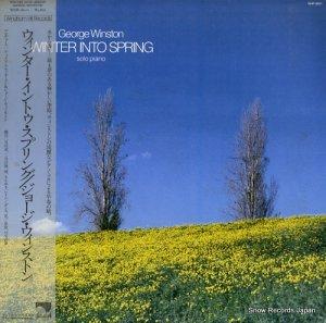 ジョージ・ウィンストン - ウィンター・イントゥ・スプリング - WHP-28011
