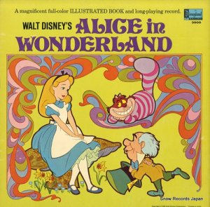ウォルト・ディズニー - alice in wonderland - DISNEYLAND3909