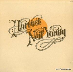 ニール・ヤング - harvest - MSK2277