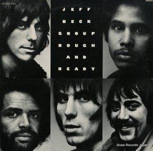 ジェフ・ベック・グループ - rough and ready - PE30973
