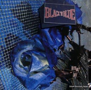 ブラック・アンド・ブルー - without love - GHS24075