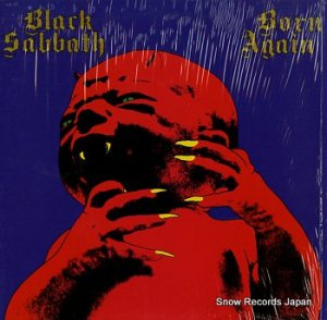 ブラック・サバス - born again - 923978-1