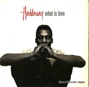 HADDAWAY - what is love - 07822-12574-1