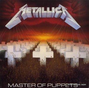 メタリカ - master of puppets - MFN60