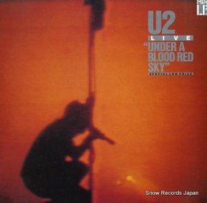U2 - live / under a blood red sky - IMA3