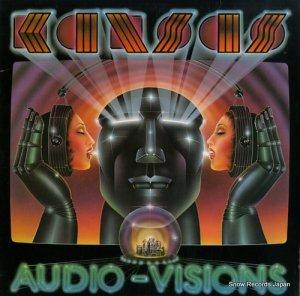カンサス - audio visions - FZ36588