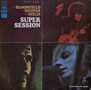 マイク・ブルームフィールド - スーパー・セッション - SOPL34007