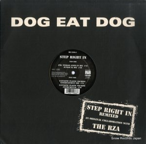 DOG EAT DOG - step right in - RR2286.6
