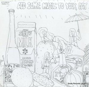 山下達郎&ADD SOME MUSIC TO YOUR DAY - add some music to your day - MAGIC-1