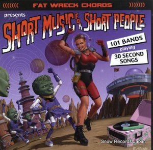 V/A - short music for short people - FAT591-1