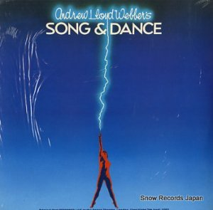 アンドリュー・ロイド・ウエッバー - song & dance - PODV4