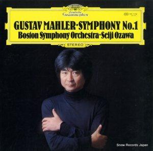 小澤征爾 - マーラー:交響曲第1番「巨人」 - MG1106