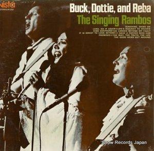 BUCK, DOTTIE, AND REBA - the singing rambos - R1232