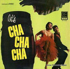 TITO MORANO - let's cha cha cha - SFV34303