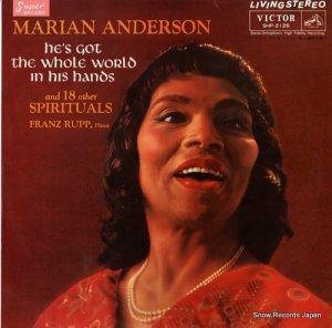 マリア・アンダースン - 黒人霊歌を歌う - SHP-2126