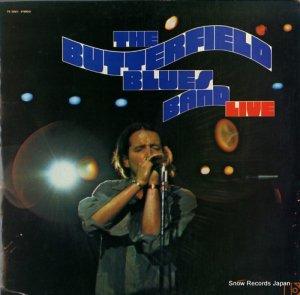 ポール・バターフィールド - the butterfield blues band/live - 7E-2001
